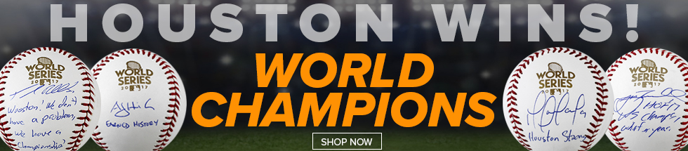 Houston Astros World Champions Exclusive Collection