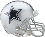 Dallas Cowboys Mini Helmet