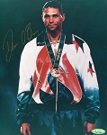 Dan O'Brien Autographed 1996 Olympics Gold Medal 8x10 Photo