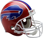 Buffalo Bills 87-01 Throwback Authentic Full Size Helmet
