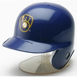 Milwaukee Brewers Mini Batting Helmet