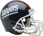 New York Giants 81-99 Throwback Authentic Full Size Helmet
