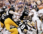 Steel Curtain Autographed Pittsburgh Steelers 16x20 Photo