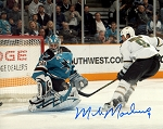 Mike Modano Autographed Dallas Stars 8x10 Photo