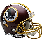Washington Redskins Authentic Proline Full Size Helmet