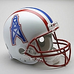 Houston Oilers Authentic Full Size Helmet