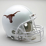 University of Texas Longhorns Authentic Full Size Helmet