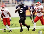 LaDainian Tomlinson Autographed TCU Horned Frogs Running 16x20 Photo