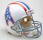 Houston Oilers Replica Full Size Helmet