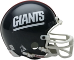 New York Giants 81-99 Throwback Mini Helmet