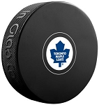 Toronto Maple Leafs Logo Puck