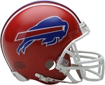 Buffalo Bills 87-01 Throwback Mini Helmet