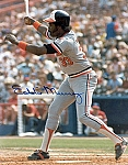 Eddie Murray Autographed Baltimore Orioles 8x10 Photo