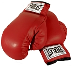 Everlast Red Boxing Glove (One Glove)