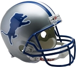 Detroit Lions 83-02 Throwback Replica Full Size Helmet