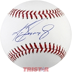 Ken Griffey Jr. Autographed Official ML Baseball