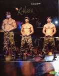 Kevin Nash Autographed Magic Mike Movie 8x10 Photo