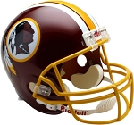 Washington Redskins Replica Full Size Helmet