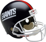 New York Giants 81-99 Throwback Replica Full Size Helmet