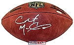 Colt McCoy Autographed Official NFL Football