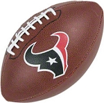 Houston Texans Logo Game Time Football