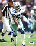 Kevin Burnett Autographed Dallas Cowboys 8x10 Photo