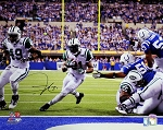 LaDainian Tomlinson Autographed New York Jets vs. Colts 16x20 Photo