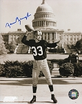 Sammy Baugh Autographed Washington Redskins at Capital Building 8x10 Photo