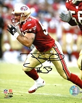 Jeff Ulbrich Autographed San Francisco 49ers 8x10 Photo