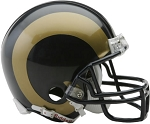 Los Angeles Rams Replica Mini Helmet