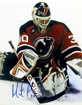 Martin Brodeur Autographed New Jersey Devils 8x10 Photo