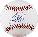 Casey McGehee Autographed Official ML Baseball