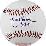 Randy Johnson Autographed Official ML Baseball Inscribed HOF 15