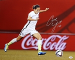 Carli Lloyd Autographed USA 2015 World Cup 16x20 Photo