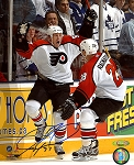 Jeremy Roenick Autographed Philadelphia Flyers 8x10 Photo