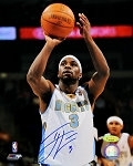 Ty Lawson Autographed Denver Nuggets 8x10 Photo