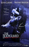 Kevin Costner Autographed Bodyguard 11x17 Mini Movie Poster