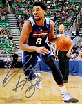 Jahlil Okafor Autographed Philadelphia 76ers 2015 Summer League 8x10 Photo