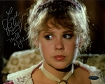 Linda Blair Autographed Hell Night Head Shot 8x10 Photo