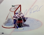 Mike Richter Autographed New York Rangers 16x20 Photo