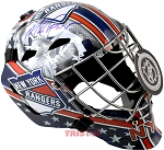 Mike Richter Autographed New York Rangers Goalie Mask