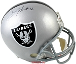 Latavius Murray Autographed Oakland Raiders Full Size Replica Helmet