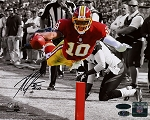 Robert Griffin Autographed Washington Redskins 8x10 Photo
