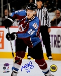Paul Stastny Autographed Colorado Avalanche 8x10 Photo