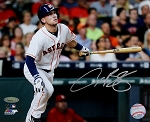 Alex Bregman Autographed Houston Astros 8x10 Photo