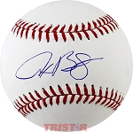 Alex Bregman Autographed Official ML Baseball