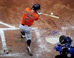 Alex Bregman Autographed Houston Astros 16x20 Photo