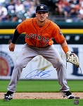 Alex Bregman Autographed Houston Astros Fielding 16x20 Photo