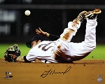 Jose Altuve Autographed Houston Astros 16x20 Photo