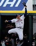 George Springer Autographed Houston Astros 16x20 Photo
